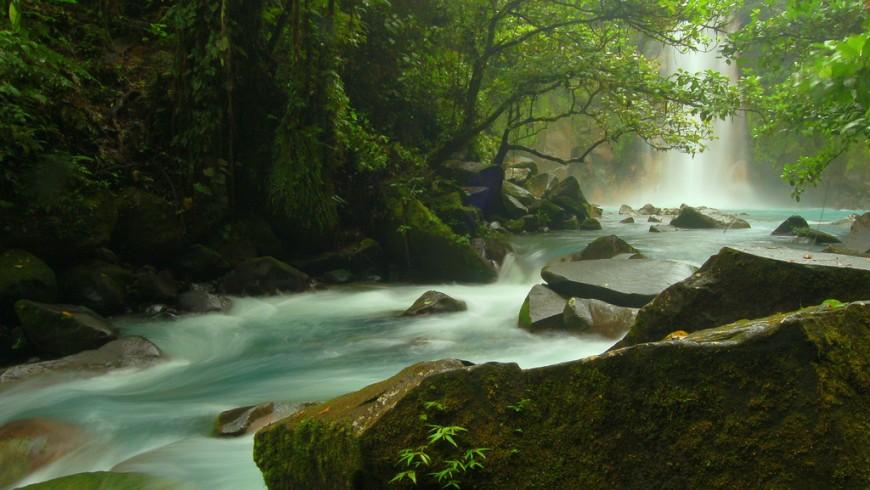 Terme libere del Costa Rica