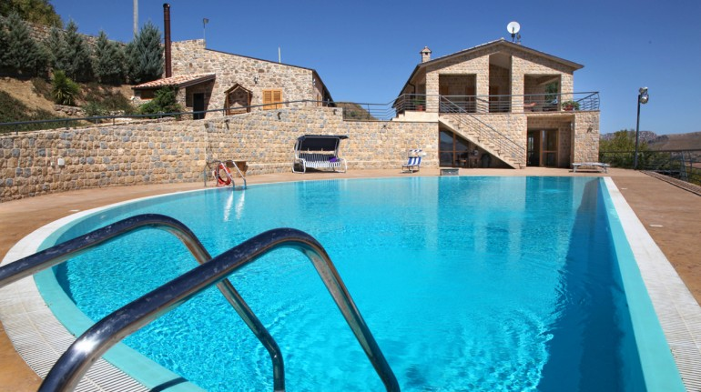 Eco-resort in Sicilia