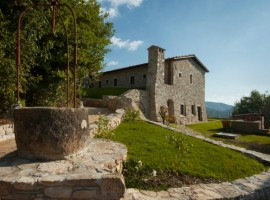 Eco-resort in Umbria