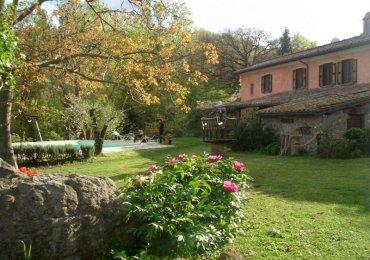 B&B eco-sostenibile Casale Hortensiae