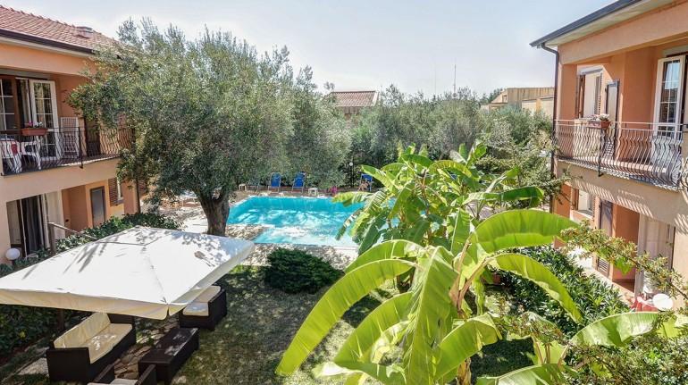 Eco-resort nel Cilento