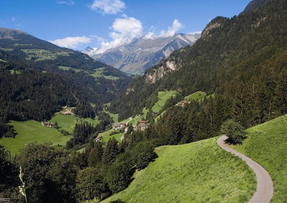 Moso in Passiria, Perla Alpina in Alto Adige