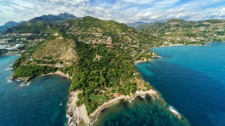 Mortola Tower, eco-resort in Liguria