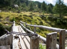 Itinerario lento nel Parco Naturale Gruppo di Tessa.