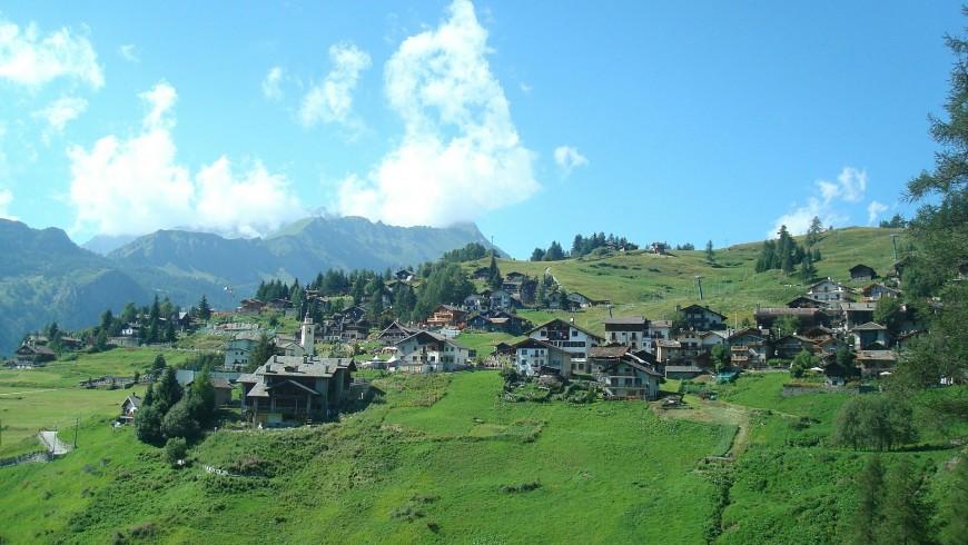 Chamois, perla alpina della Valle d'Aosta