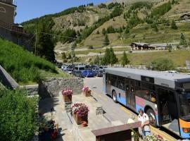 Free bus a Cogne, Alto Adige