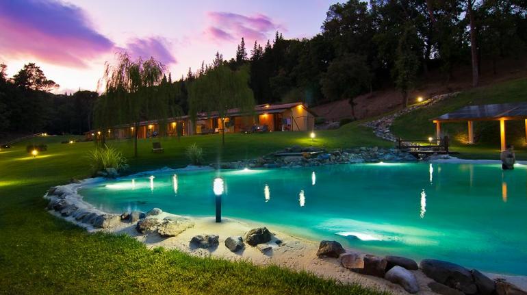 Eco-resort in Toscana
