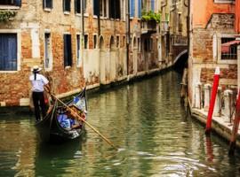 Gondoliere a Venezia