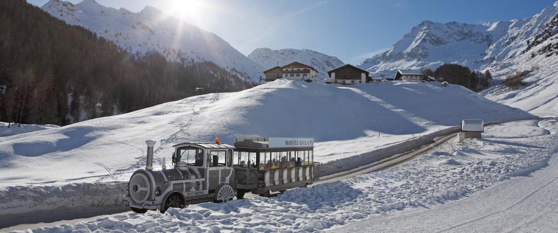 mobilità dolce a moso in passiria, una delle Perle Alpine in Alto Adige