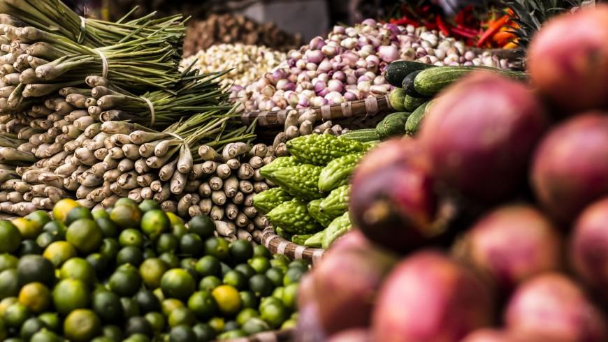Farmers Market in Italia