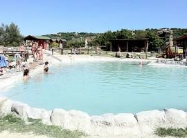 Le terme naturali Masse di San Sisto, Viterbo, Lazio