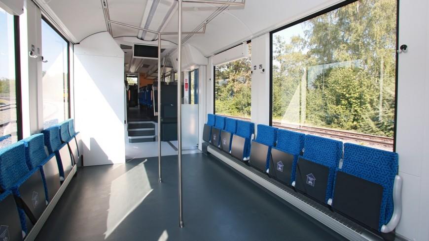 Coradia iLint 3, il primo treno al mondo ad idrogeno
