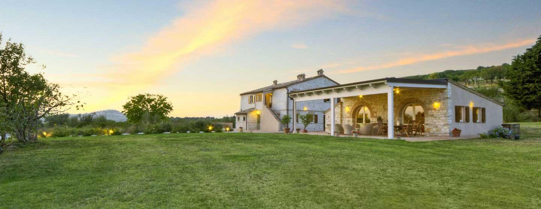 Agriturismo biologico Acanto Country House, Sirolo, Marche, energia rinnovabile