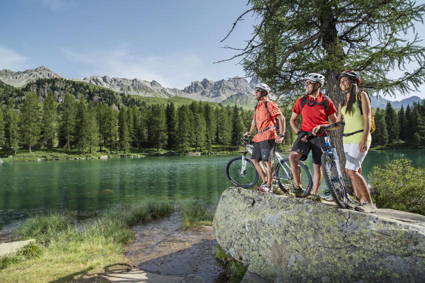 Moena in bicicletta, perla alpina per il turismo sostenibile