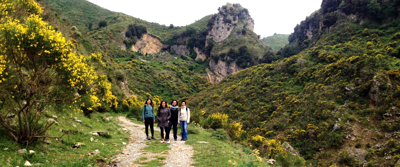 A piedi in Sicilia - Percorso per le Cascate del Calatafurco in Sicilia fotografia di Elisa Mosca
