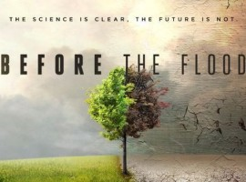 before the flood un film sui cambiamenti climatici