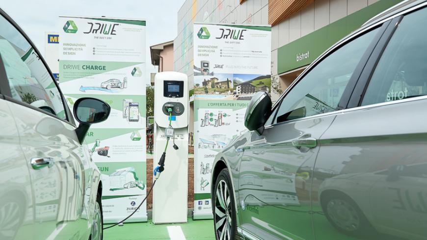 DirWe - per offrire ai tuoi ospiti un servizio di ricarica per auto elettriche