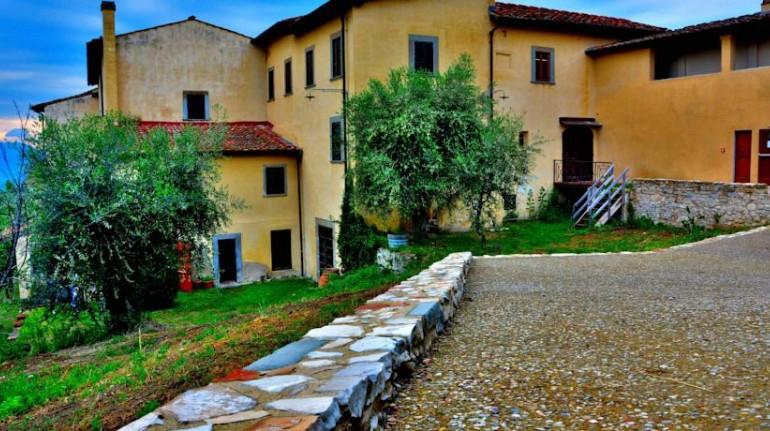 Sulle colline di Firenze, un ostello unico e accogliente che un tempo era un antico monastero