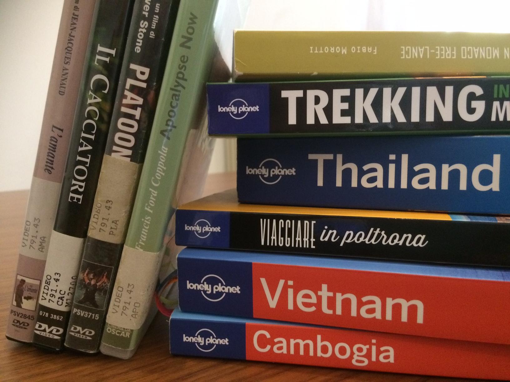 guide, libri e film per ispirarsi prima del viaggio in Vietnam, Cambogia e Thailandia