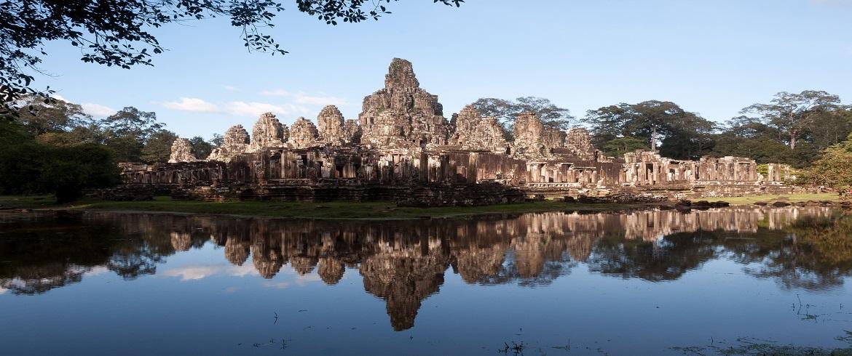 In navigazione sul delta del Mekong
