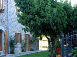 Masseria Acquasalsa - sosta green vicino alla Transiberiana d'Italia