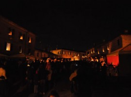 Le candele di Candelara