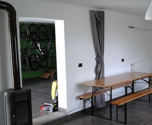 Room&Breakfast Tolasudolsa, uno dei primi bike-hotel d'Italia