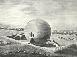 Un'architettura fantastica di Ledoux