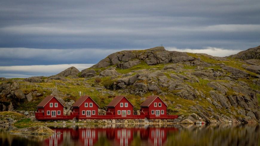 Paesaggi della Norvegia