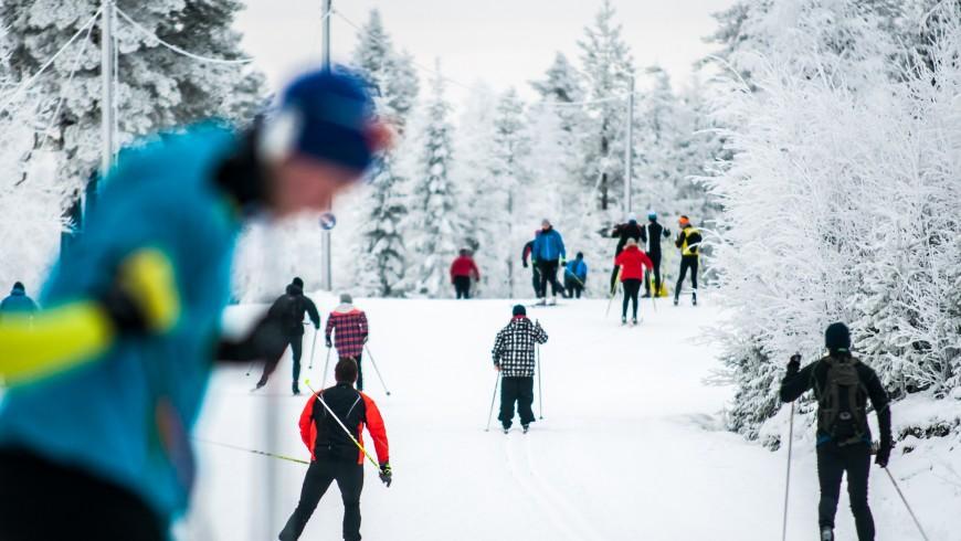 Trysil, destinazione sciistica della Norvegia