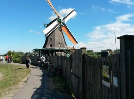 Mulino di Zaanse Schans, Amsterdam