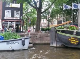 Amstedam con i bimbi: in viaggio sui canali