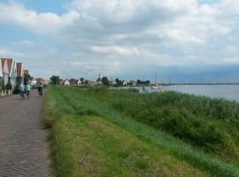 Amsterdam, in vacanza con i bambini, in bici sul mare
