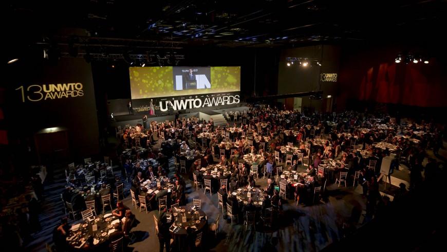 Cerimonia degli UNWTO Awards
