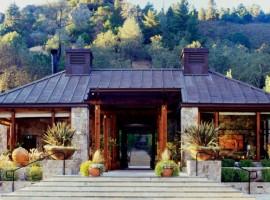 Un resort nella natura della California
