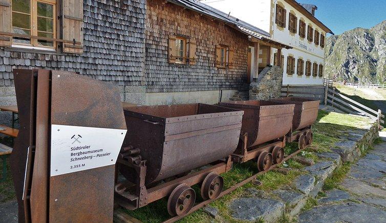 Val Racines: vacanze sostenibili in Alto Adige