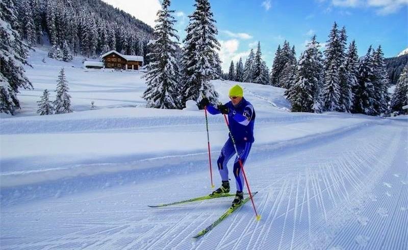 Sci di fondo in Val di Funes - villnoess.com