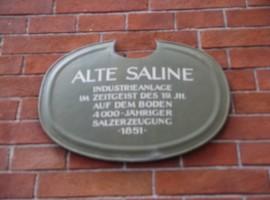 Le saline di Bad Reichenhall