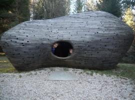 Opere d'arte all'aperto, Museo Arte Sella, Trentino