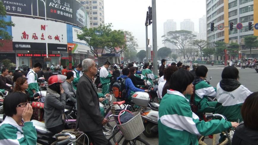 Il numero di e-bike in Cina ha raggiunto i 200 milioni