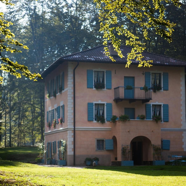 Villa Strobele, Arte Sella
