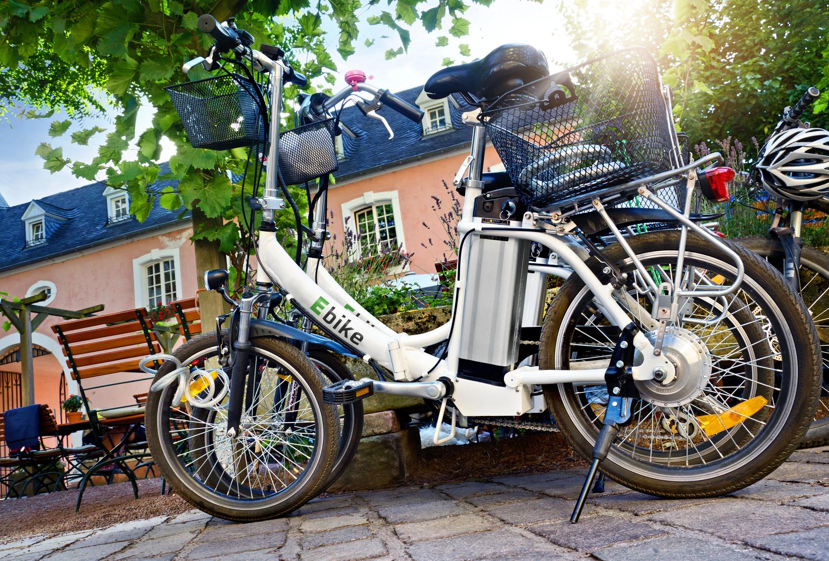 E-bike, bici elettrica