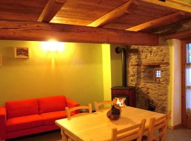 Il tuo chalet in Valle Maira