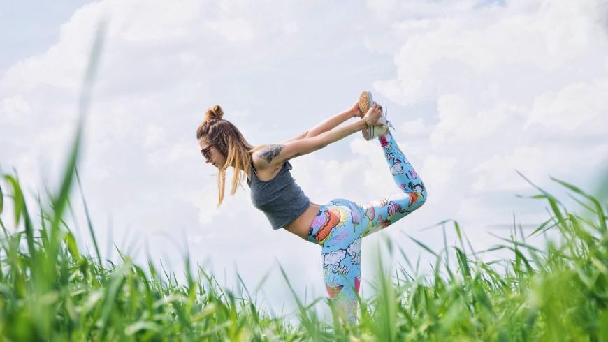 Yoga in natura