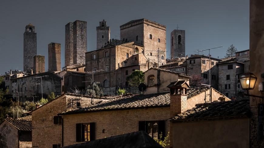 San Gimignano, uno dei borghi più belli d'Italia
