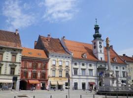 Maribor, cittadina della Slovenia