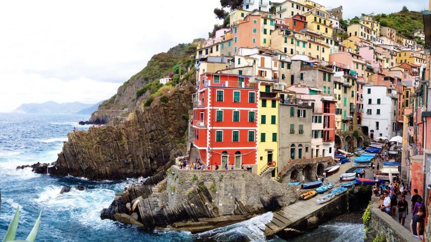 Riomaggiore, tra i borghi più belli d'Italia e del mondo
