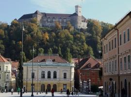 Lubiana, Slovenia, una delle destinazioni sostenibili dell'anno