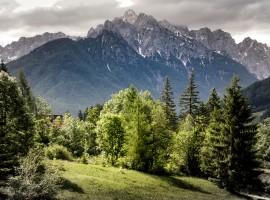Montagne della Slovenia