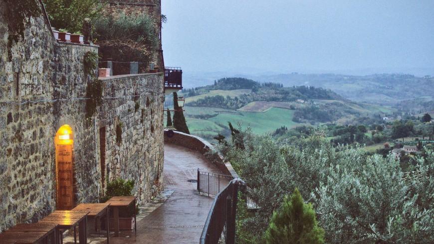 San Gimignano è trai i borghi più belli d'Italia